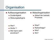 Organisation - schule.at
