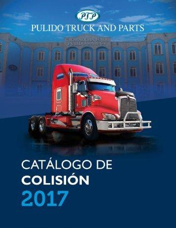 Cátalogo de productos de colisión 2017