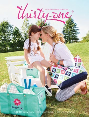 Thirty-One's 2017 Spring/Summer Collection