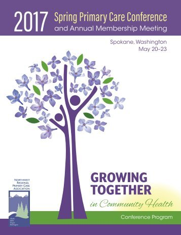 2017 Spring Primary Care Conference Program