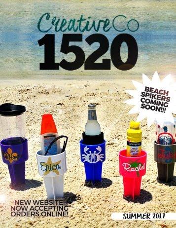 CC1520 Summer Catalog
