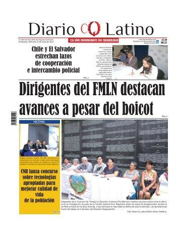 Edición 31 de Mayo de 2017