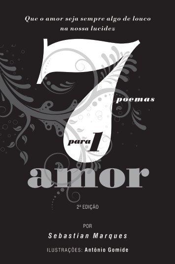 7 poemas para 1 amor