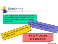 Marketing - schule.at