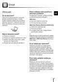Sony VPCEC2S1E - VPCEC2S1E Guide de dépannage Tchèque - Page 3