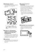 Sony DPF-D810 - DPF-D810 Consignes d'utilisation Néerlandais - Page 6