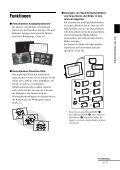 Sony DPF-D810 - DPF-D810 Consignes d'utilisation Allemand - Page 5