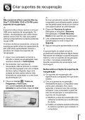 Sony VPCF22J1E - VPCF22J1E Guida alla risoluzione dei problemi Portoghese - Page 5