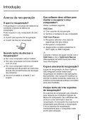 Sony SVE1111M1R - SVE1111M1R Guida alla risoluzione dei problemi Portoghese - Page 3