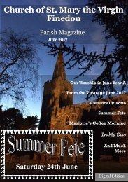 St. Mary's June 2017 Magazine