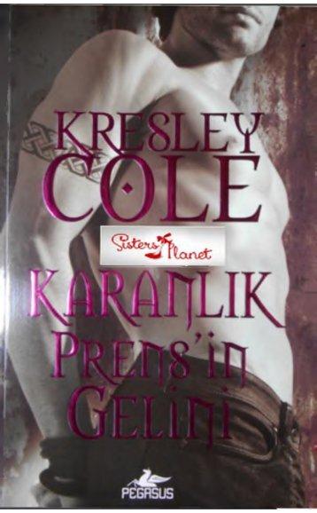 Kresley Cole - Karanlık Prensin Gelini