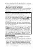 Sony SVF1521X6E - SVF1521X6E Documents de garantie Hongrois - Page 7