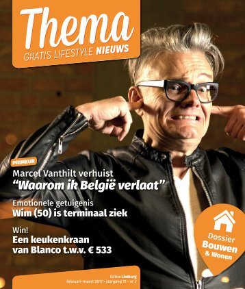 170203 Thema februari maart 2017 - editie Limburg