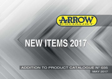 New items May 2017