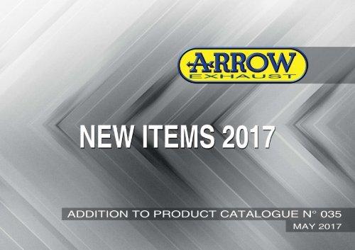 New items May 2017
