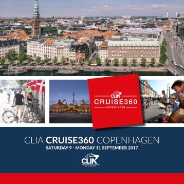 CLIA Cruise360 Copenhagen FINAL DIGITAL