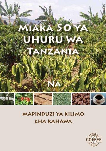 bODI YA KAHAwA TANZANIA - Tanzania Coffee Board