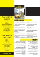 TAXİ JOURNAL DERGİ - Page 4