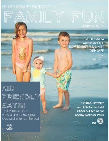 Summer Family Fun Mag 2017