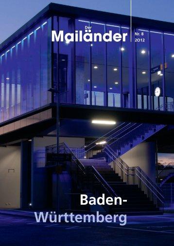 Zwei Welten - ein Auftrag - Mailänder Ingenieur Consult GmbH