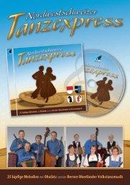 """CD - Präsentation 2012 - """"Nordwestschweizer Tanzexpress"""""""