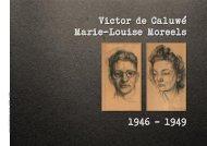 Victor de Caluwé & Marie-Louise Moreels | 1946-1949