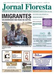 Jornal Floresta - Maio