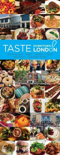 Taste Downtown Digital