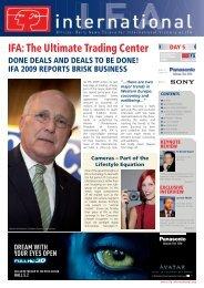 Day 5 - IFA International