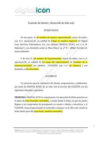 Qu es un contrato de preposici n for Contrato documento