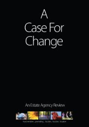 A Case For Change