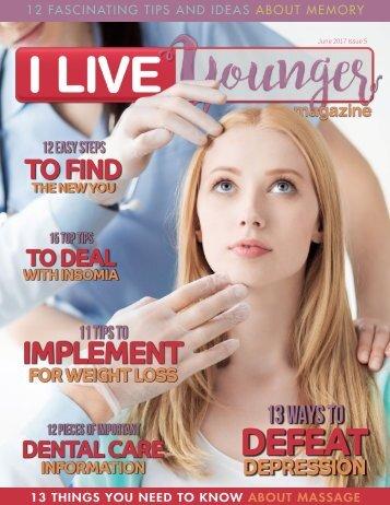 I Live Younger - June 2017