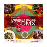 2Do Recetario Sabores y Raíces de la CDMX