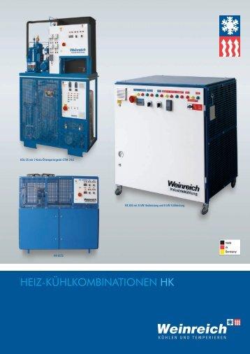 HEIZ-KÜHLKOMBINATIONEN HK - Weinreich Industriekühlung GmbH