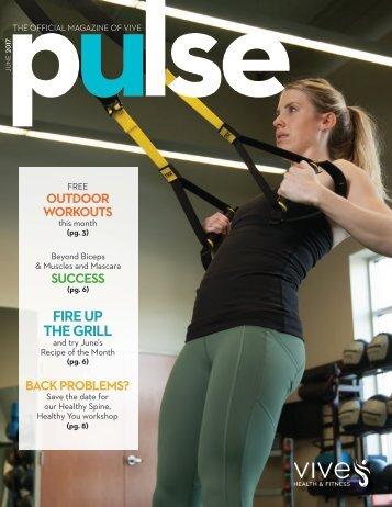 VIVE Health & Fitness | June Member
