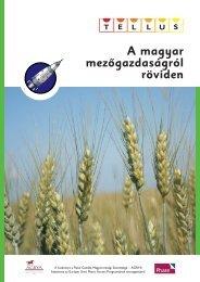A magyar mezôgazdaságról röviden - agrya