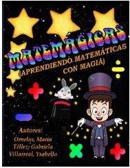 manual para niños para aprender matematicas con magia