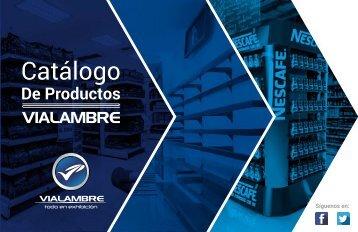 Catalogó Vialambre 2017