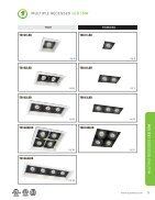Eurofase lighting 2017 Multiple Recessed - Page 7