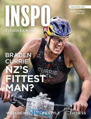 INSPO Fitness Journal June 2017
