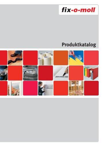 Produkt Katalog - fix-o-moll