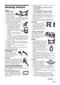 Sony KDL-26S2000 - KDL-26S2000 Consignes d'utilisation Hongrois - Page 7