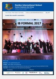 GIS Newsletter May 2017