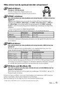 Sony D-NE830 - D-NE830 Consignes d'utilisation Finlandais - Page 5