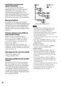 Sony D-NE830 - D-NE830 Consignes d'utilisation Finlandais - Page 6