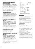 Sony D-NE830 - D-NE830 Mode d'emploi Danois - Page 6
