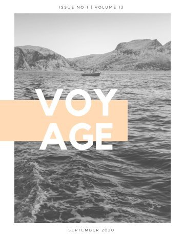page 3 • voyage