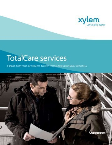 Total Care Brochure - Wedeco