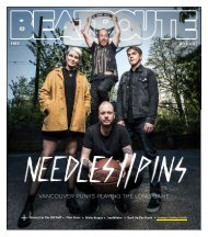 Beatroute Magazine - BC - Print E-Edition - June 2017