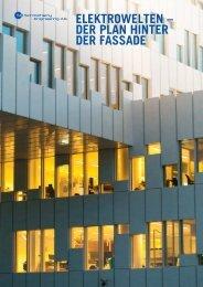Broschüre Elektrowelten Thomas Schmidheiny Engineering